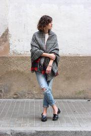 Blanket Scarf;