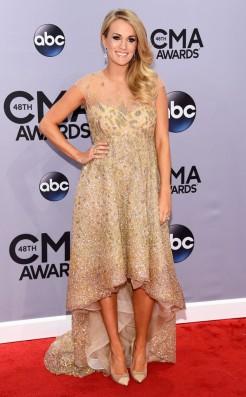 4. Carrie Underwood