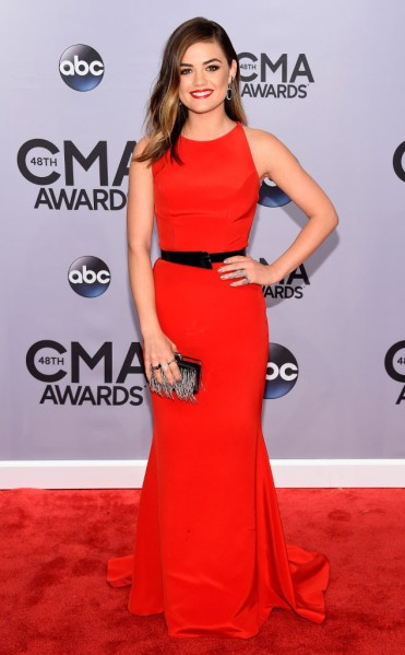 1. Lucy Hale
