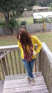 Yellow Sweater,
