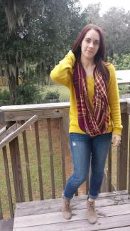 Yellow Sweater'