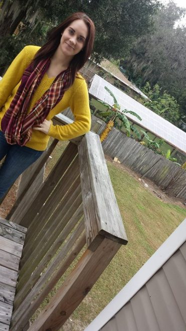 Yellow Sweater;