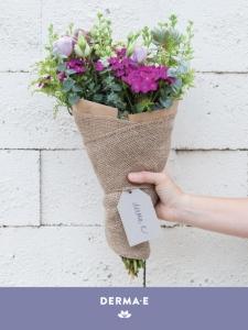 derma-e_bouquet